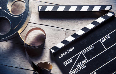 Il grande amore per il cinema