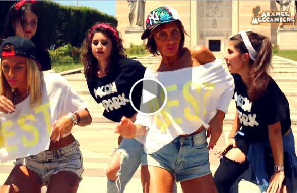 Il videoclip di Rueka e Red Skin Roma sud è nostra