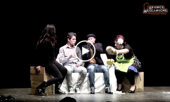 Henna Lucio Dalla - Video dello spettacolo teatrale realizzato da Arance Meccaniche