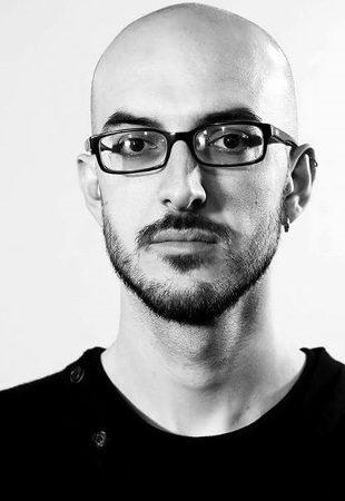 Il filmmaker Alberto Gulminetti