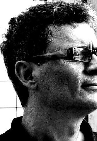 Il web designer Stefano Pezzotti