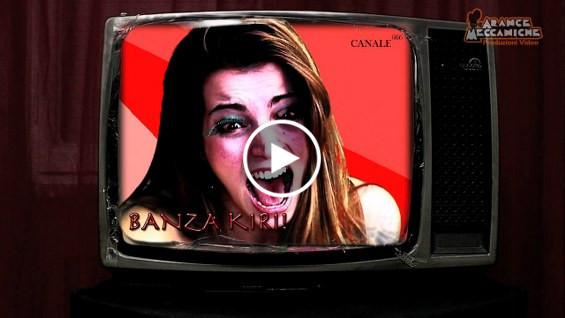 Il cortometraggio Banza kiri di Gianluca Testa