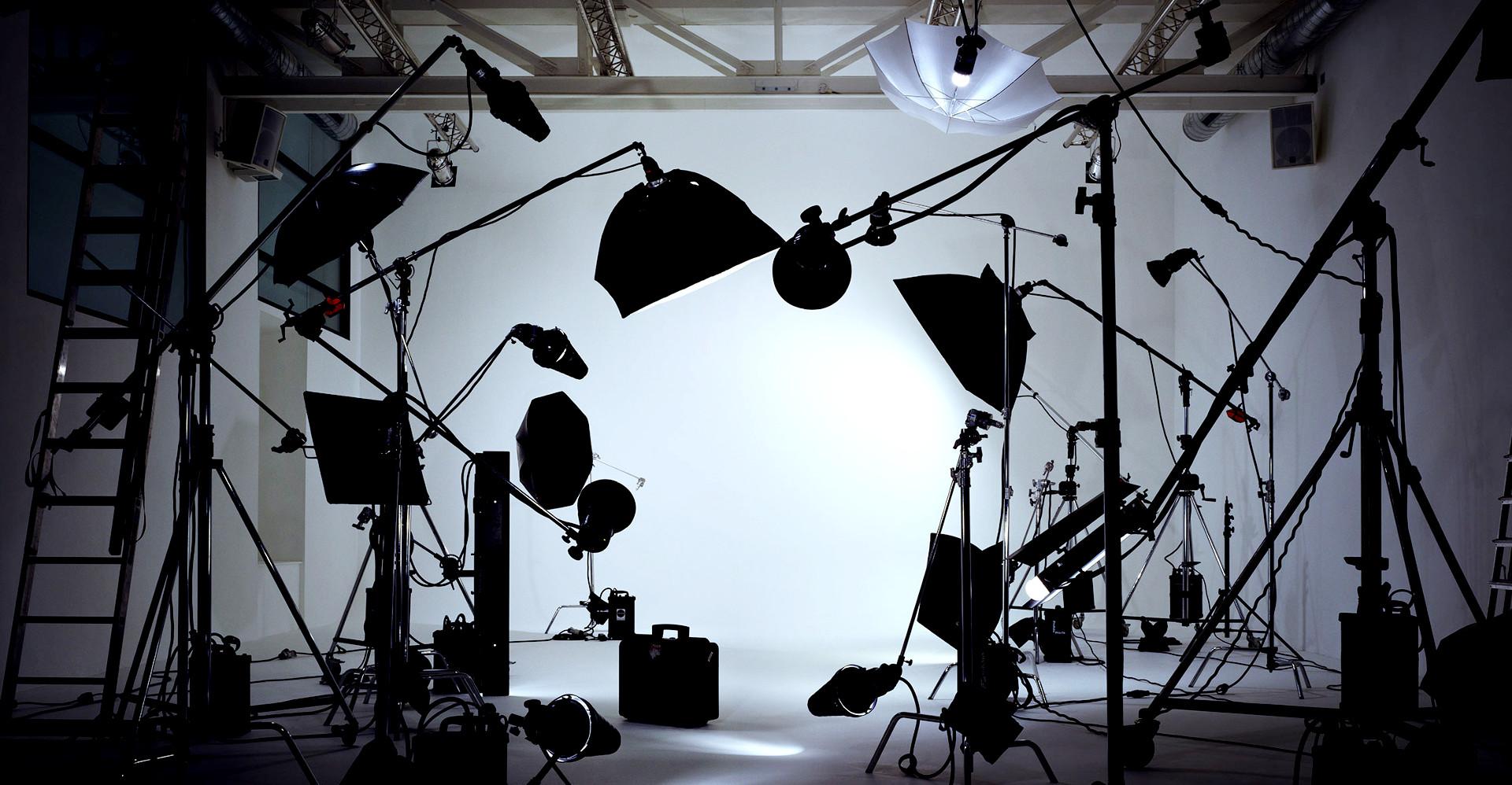 Le attrezzature professionali per la produzione video