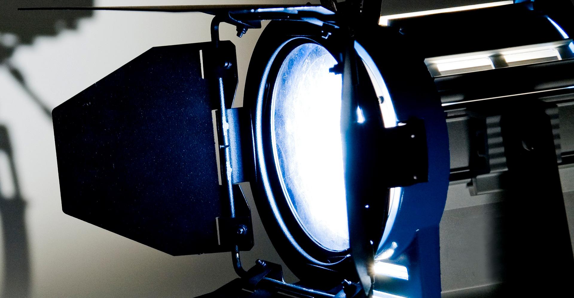 Le nostre luci professionali